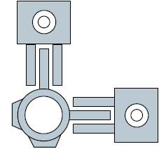 C53 Adjustable Three Way Swivel Socket [tech]
