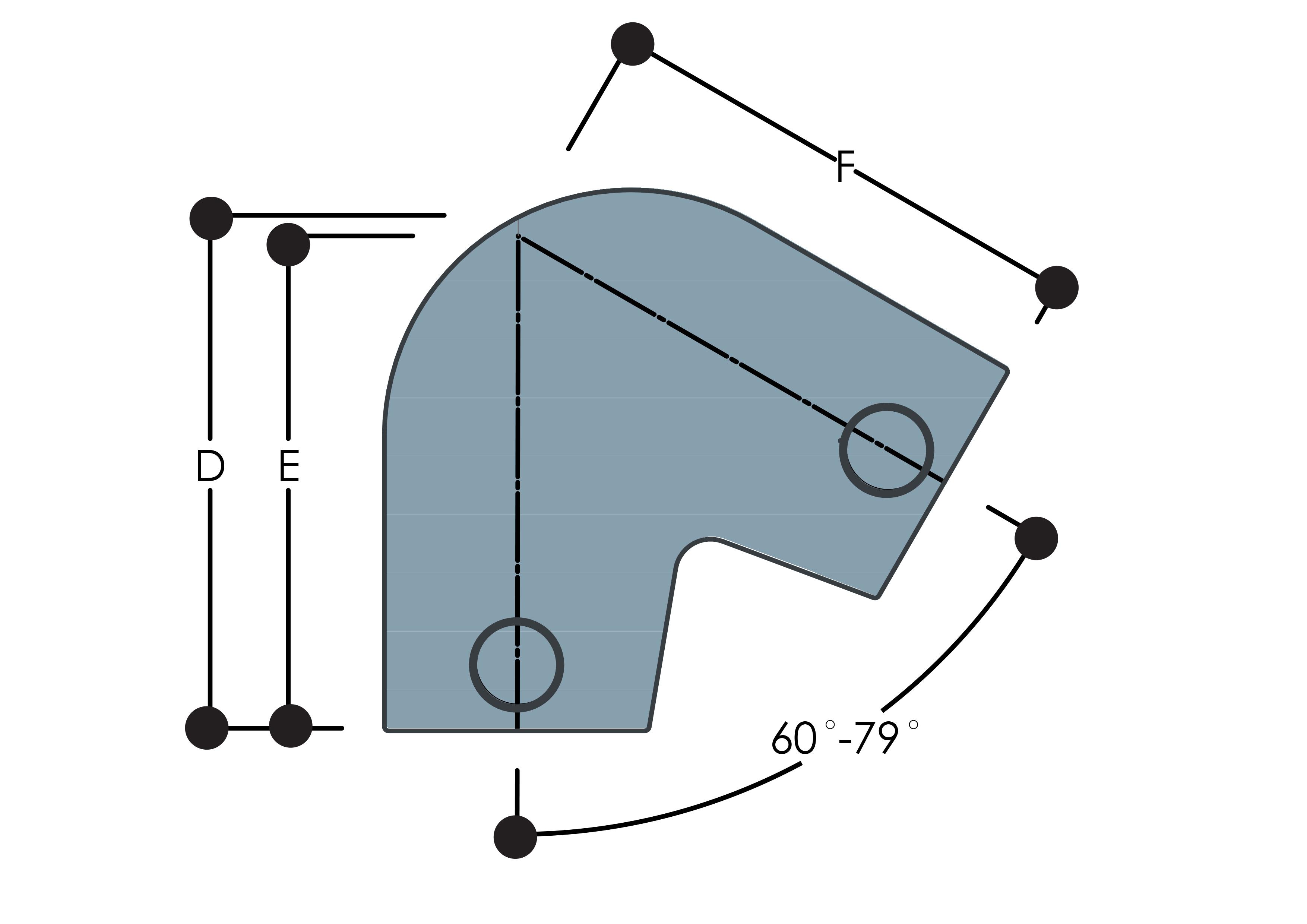 56A Acute angle Elbow [tech]