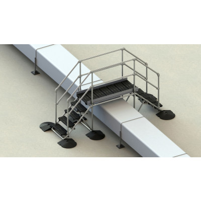 Kee Walk 600mm Step Over Kit
