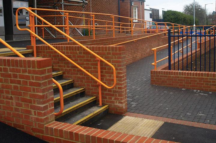 NDA Compliant Handrails