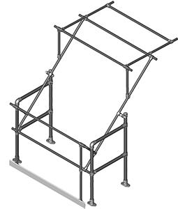 Narrow Frame Model