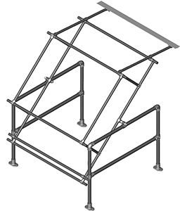 Standard Pallet Gate
