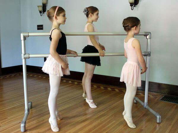 Freestanding Ballet Barre