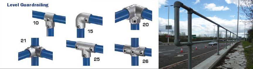 Level Guardrailing Design