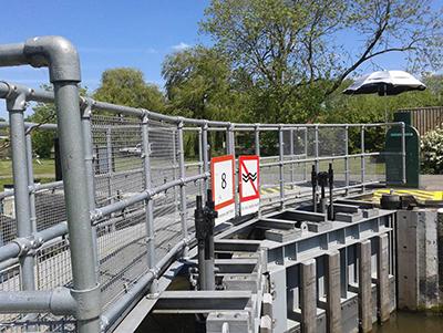 Benefits of Kee Klamp barriers