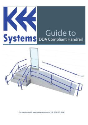 DDA Handrail Guide