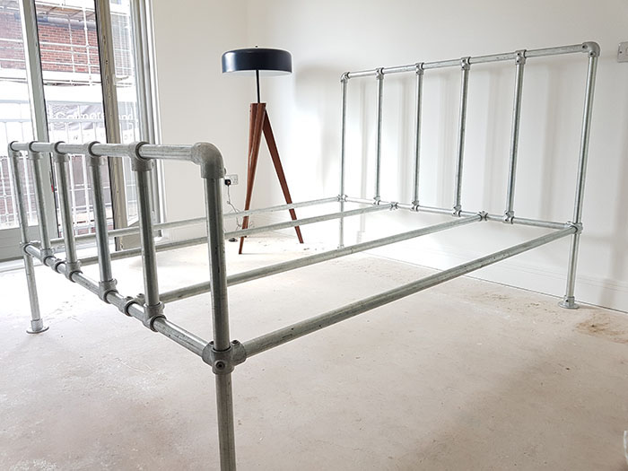 Scaffold Bed