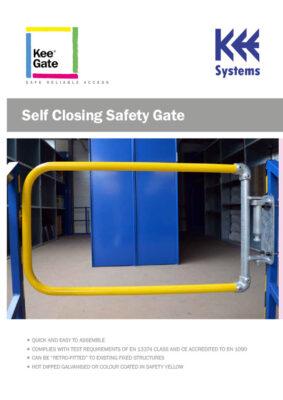Self Closing Gates Brochure